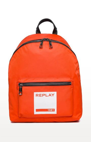 REPLAY | Mandarine Orange Backpack
