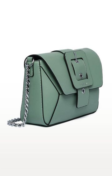 REPLAY | Green Dust Sling Bag