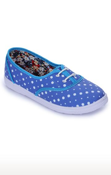 Liberty | Gliders by Liberty Blue Sneakers