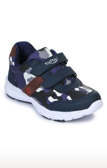 Liberty | Lucy & Luke by Liberty Unisex Blue Indoor Sports Shoes