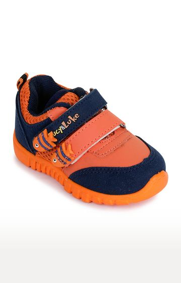 Liberty | Lucy & Luke by Liberty Orange Casual Slip-ons