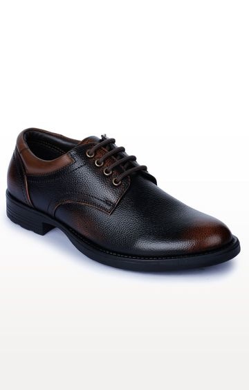 Liberty | Healers by Liberty Brown Derby Shoes