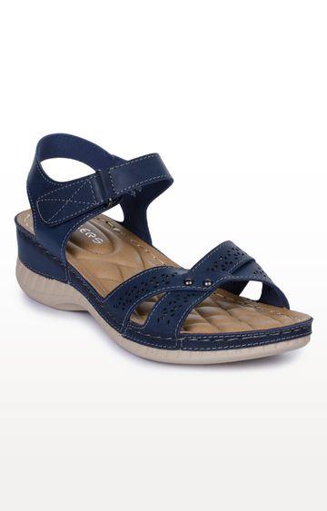 Liberty | Blue Sandals