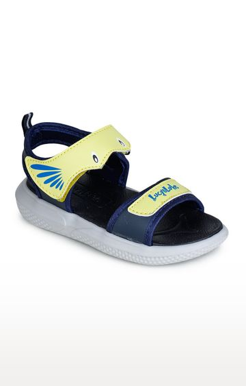 Liberty | Yellow Sandals