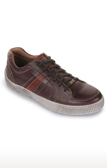 Liberty | Healers by Liberty Brown Casual Lace-ups