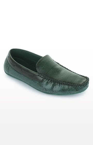 Liberty | Green Loafers