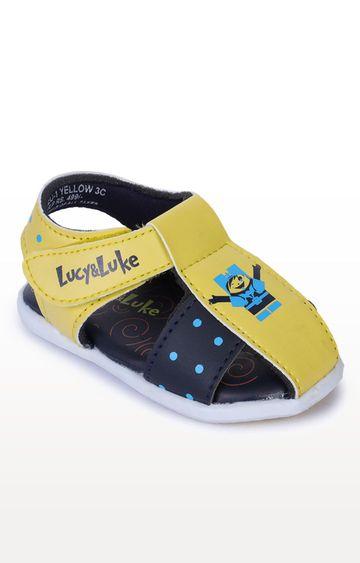 Liberty | Lucy & Luke by Liberty Yellow Sandals