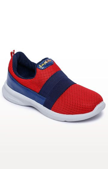 Liberty | Lucy & Luke by Liberty Red Casual Shoes Slip-Ons