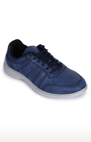 Liberty | Force 10 by Liberty Blue Casual Lace-ups