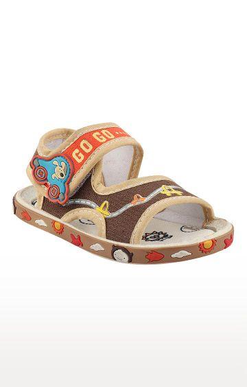 Rex   Beige Slip On Sandals