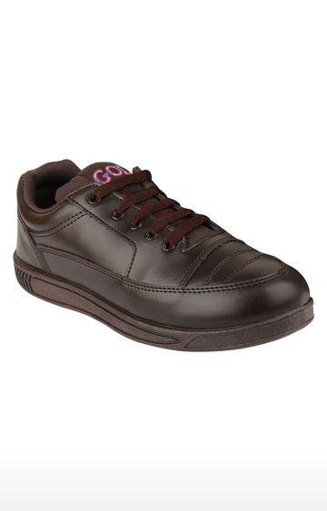 Rex | Brown Sneakers