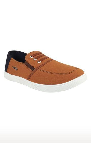Rex | Tan Sneakers