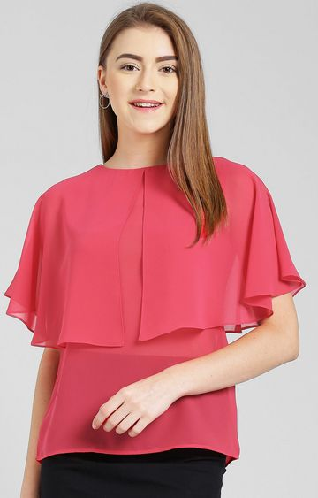 Zink London | Fuchsia Solid Top