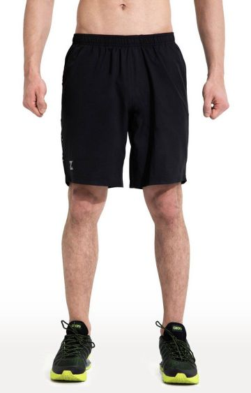 Azani | Black Solid Shorts