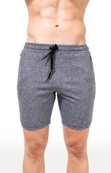 Azani | Grey Melange Shorts