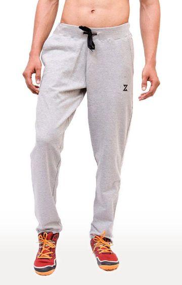 Azani   Grey Melange Trackpants