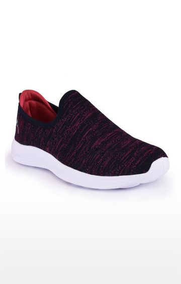 ATHLEO by Action | Fuschia and Navy Running Shoes