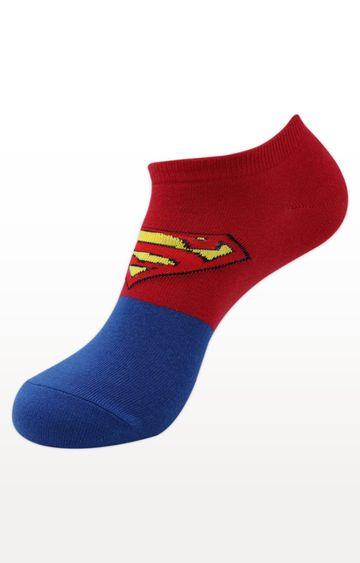 BALENZIA | Blue Printed Socks
