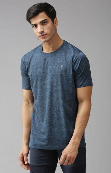 Eppe | Blue Melange T-Shirt