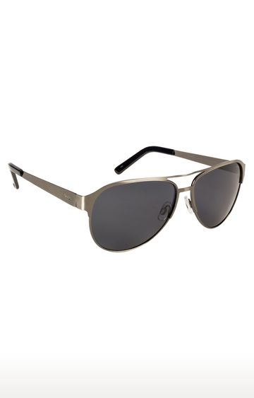 Invu | Aviator Sunglass with Smoke Lens