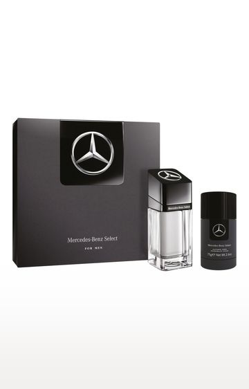 Mercedes-Benz | Select Eau De Toilette 100 ML and Deo Stick 75 GM Gift Set