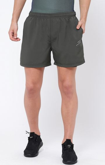 SG | Olive Solid Shorts