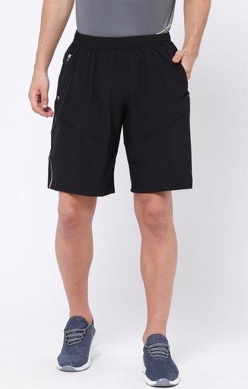 SG | Black Solid Shorts