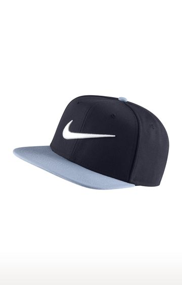 Nike | Blue Solid Aerobill Featherlight Baseball Cap