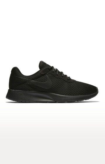 Nike | Black Tanjun Sports Shoes