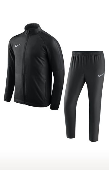 Nike | Grey Solid Dry Academy 18 Football Tracksuit
