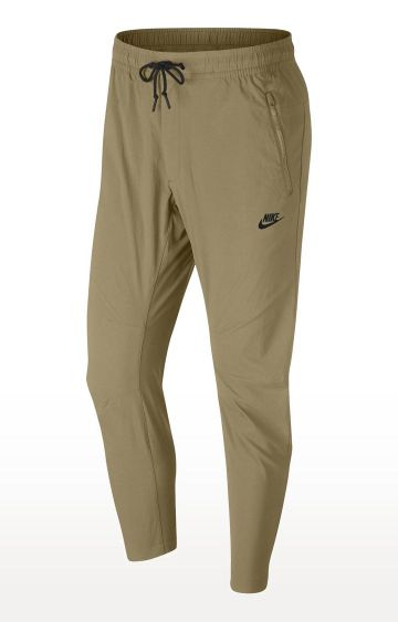 Nike | Brown Nike Sportswear Trackpants