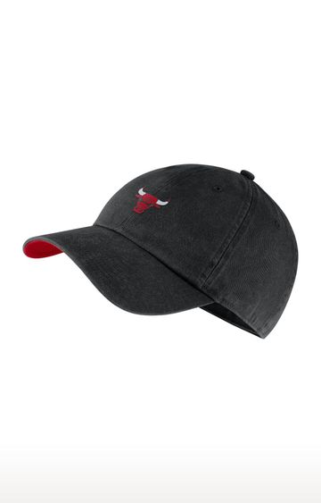 Nike | Black Solid Baseball Cap