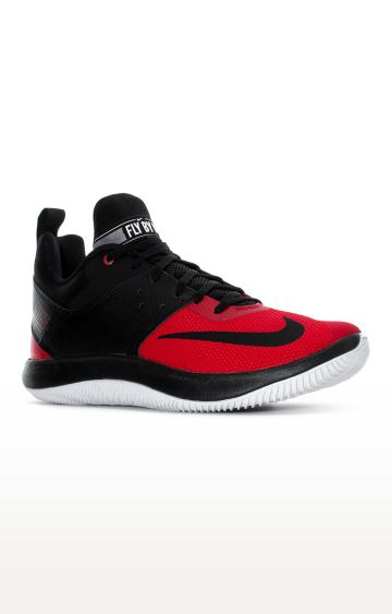 Nike | Red and Black Sports Shoes