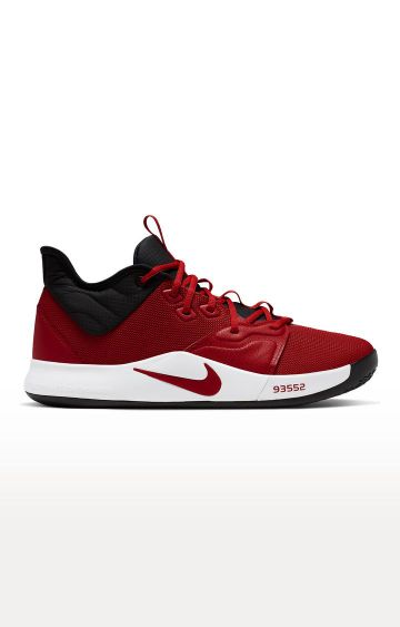 Nike | Red PG 3 EP Basketball Shoes