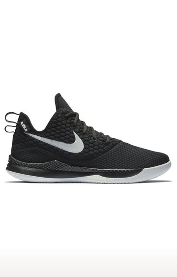 Nike | Black Lebron Witness Iii Sports Shoes