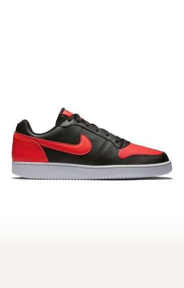 Nike | Black Ebernon Low Sneakers