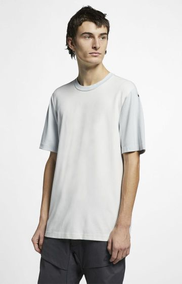 Nike | Grey Solid T-Shirt