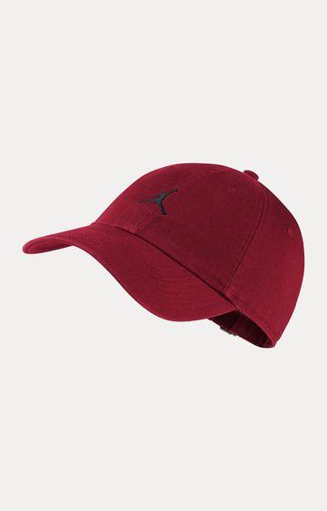 Nike | Maroon Solid Baseball Cap