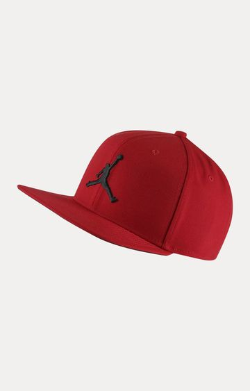 Nike | Red Solid Baseball Cap