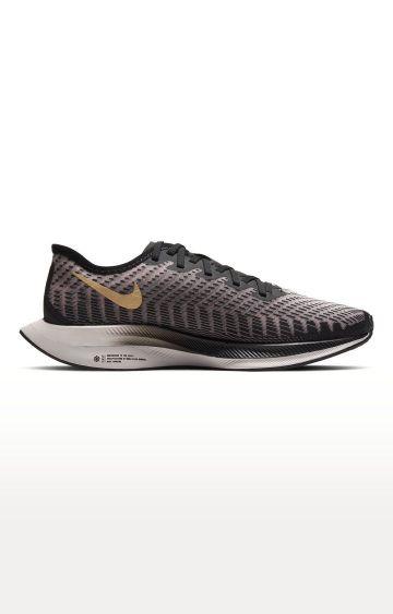 Nike   Beige Zoom Pegasus Turbo 2 Running Shoes