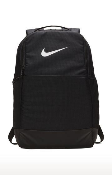 Nike | Black Unisex Brasilia M Backpack