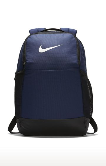 Nike | Blue Unisex Brasilia M Backpack