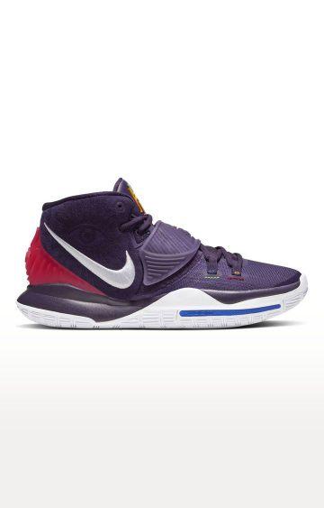 Nike | Purple Kyrie 6 EP Basketball Shoes