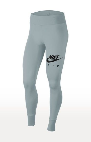 Nike | Green Printed Fast Tights