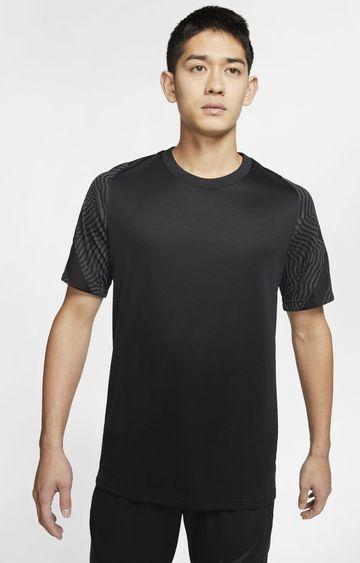 Nike | Black Dri-FIT Strike Solid T-Shirt