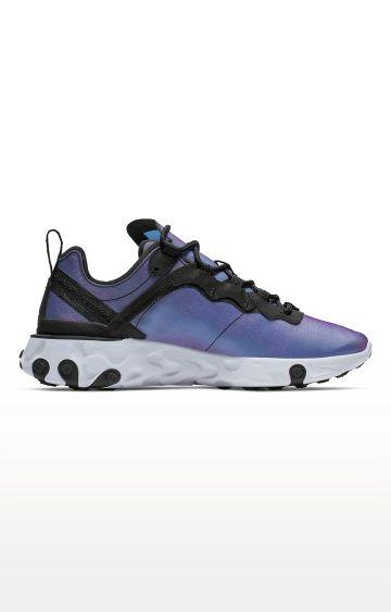 Nike | Multicoloured React Element 55 Premium Shoes