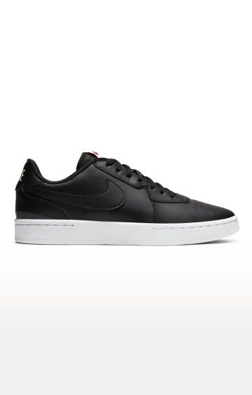 Nike | Black Court Blanc Outdoor Sports Shoes