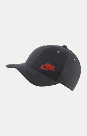 Nike | Black Solid Baseball Cap