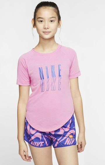 Nike | Pink Trophy Sportswear Top