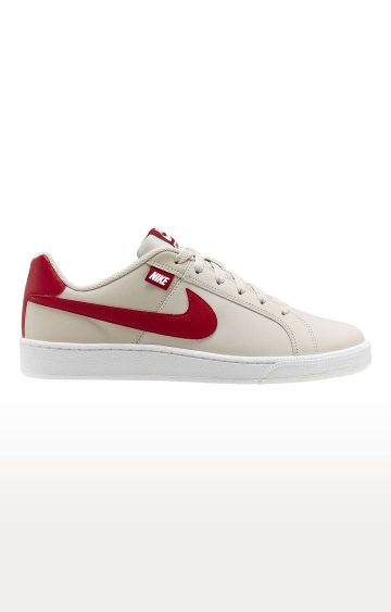 Nike | Cream Court Royale Tab Outdoor Sports Shoes
